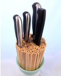 kitchen knives holder bright ideas how to make a kitchen knife block sharpen up