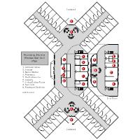 layout of nursing home nursing home floor plan exles