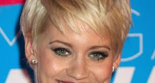 short haircuts for women with round faces women hair libs