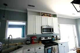 Painting The Inside Of Kitchen Cabinets How To Extend Kitchen Cabinets To The Ceiling U2022 Charleston Crafted