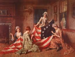 betsy ross biography famed for first american flag