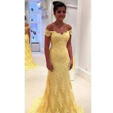 light yellow prom dresses sweep train prom dresses yellow sweep train evening dresses sweep