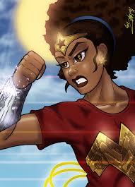 african american art african american wonderwoman anubis2kx