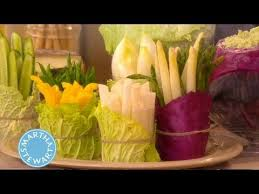 how to create vegetable vessels for dips thanksgiving