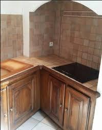 meuble cuisine a poser sur plan de travail meuble cuisine a poser sur plan de travail maison design bahbe com