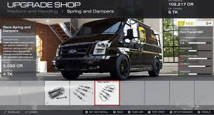 1000hp minivan instead if that hp number is actually accurate ford transit turned into a ups branded 1 000hp drift van in forza 5