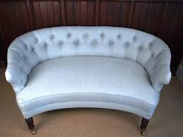 small william iv kidney shape sofa 87056 sellingantiques co uk