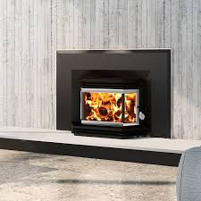 Pizza Oven Fireplace Insert by Wood Burning Fireplace Inserts Woodlanddirect Com Wood Burning