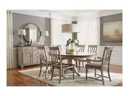 cottage dining room sets flexsteel wynwood collection plymouth cottage dining room group