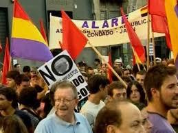 17 de Agosto Manifestación Laica