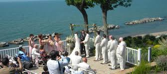 lake geneva wedding venues lakefront weddings on lake erie in ohio