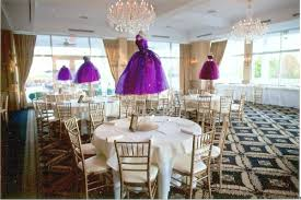 sweet 16 table decorations 7 ideas for fashion shopping theme centerpieces bat mitzvah