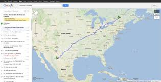 Montreal Canada Map Going From Chihuahua Mexico To Montreal Canada Need Some Help