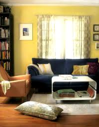 Curtains For Yellow Living Room Decor Magnificent Colors On The Wall Contemporary The Wall