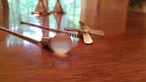 light fan pull chain ornaments are for solving s