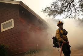 Wildfire Sacramento Area by California Marshals Resources To Fight Wildfires The California