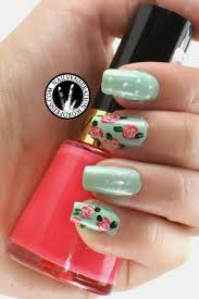 41 best flowers print nails images on pinterest make up pretty