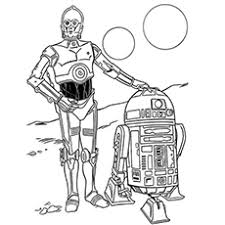 25 free printable star wars coloring pages