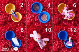 sugar easter eggs with inside 40 egg cellent non candy easter egg fillers easter ideas