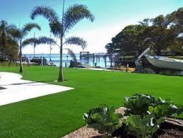 Landscape Mounds Front Yard - synthetic grass shamrock texas landscape front yard