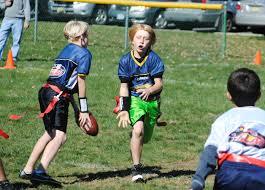 7on7 Flag Football Playbook Basic Skills Youth Flag Football Hq