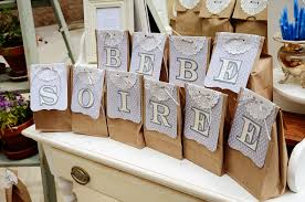 what s in the bag baby shower s country bebe soiree gender neutral baby