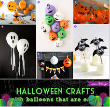 halloween baloons decorate with easy halloween balloons you can diy