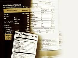 busch light nutrition facts how to find lipids on food labels healthy living