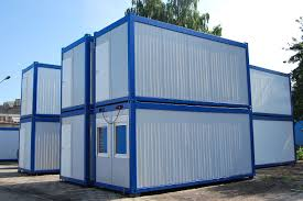 container house home office toilet welding poland