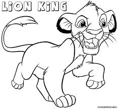 nala coloring pages lion king coloring pages coloring pages to download and print