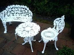 Wrought Iron Benches For Sale Wrought Iron Patio Table Square Wrought Iron Garden Furniture Cape