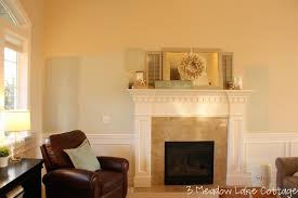 New Paint Colors For Living Rooms Carameloffers - Cottage living room paint colors