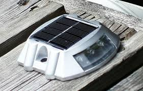 Solar Lights For Driveway by Solar Power Marker Led Outdoor Road Driveway Pathway Dock Path