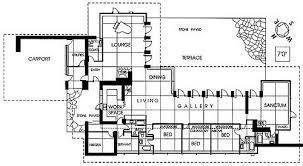 frank lloyd wright style house plans griggs residence tacoma washington frank lloyd wright usonian