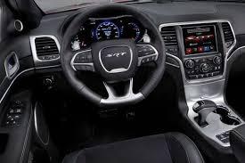 Grand Cherokee Srt Interior 2017 Jeep Grand Cherokee Redesign Release Date Diesel