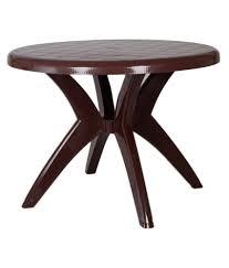 supreme marina table globus brown buy supreme marina table
