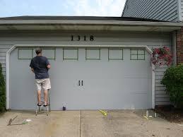 Replacing Home Windows Decorating Garage Door Garage Door Repair Tread Track Doors With Regard To