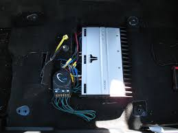 finally replaced the oem amp evolutionm mitsubishi lancer and
