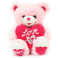 valentines day teddy bears sweetheart teddy 14 brown walmart