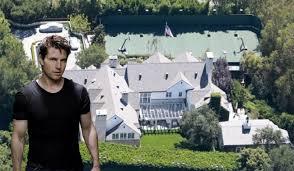 tom cruise mansion tom cruise s house 2015 inside outside youtube