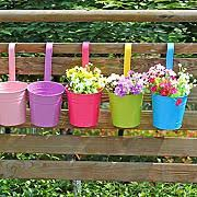 fence hanging planters shop online and save up to 50 uk