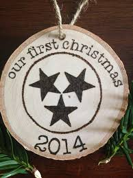 20 our ornament 2014 tennessee state by