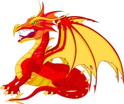 cartoon dragon 03 vector free vector 4vector