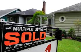 canadian house prices 17 months high toronto hamilton the