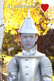 Tin Man Costume Diy Tin Man Costume From Wizard Of Oz Via Make It And Love It
