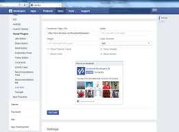 how to add a u0027like us on facebook u0027 button to your website