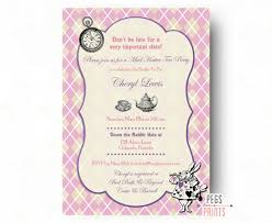 top 14 mad hatter tea party baby shower invitations trends in 2017