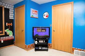Super Mario Home Decor Super Mario Bros Themed Room 90kids Com Childhood Nostalgia