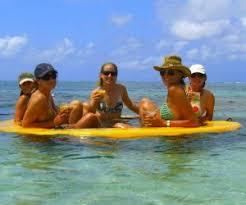 floats caribbean waterworks