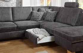 zehdenick sofa zehdenick stick s wohnlandschaft in grau möbel letz ihr